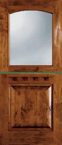 Manufacturer Highlight: Jeld-Wen's Interior & Exterior Doors. Jeld-Wen's Dutch Door